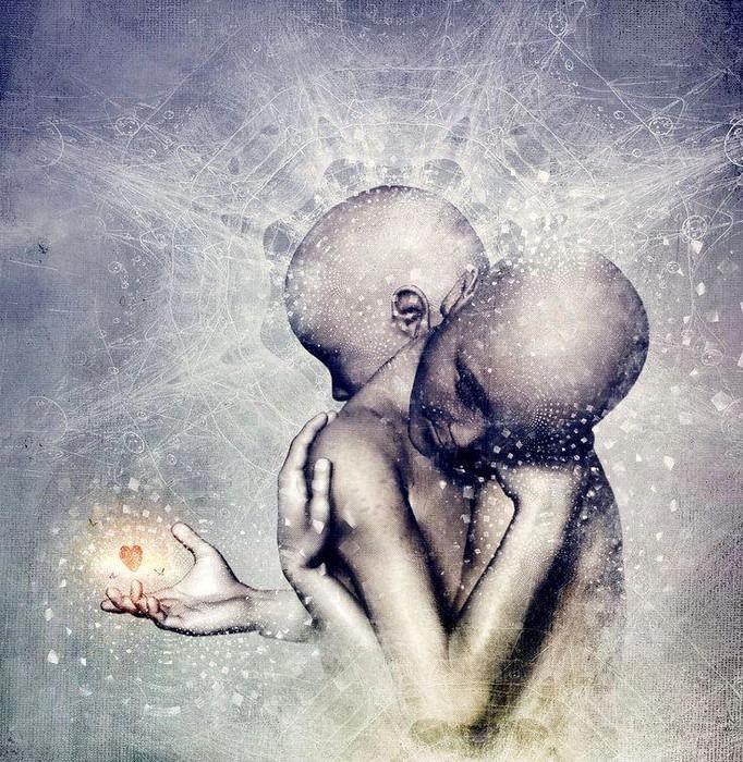De scheppingskracht van Liefde